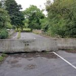 Wallnook Bridge Closure